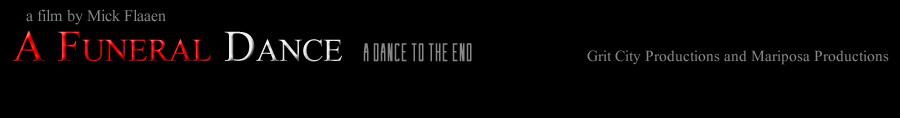 A Funeral Dance Film